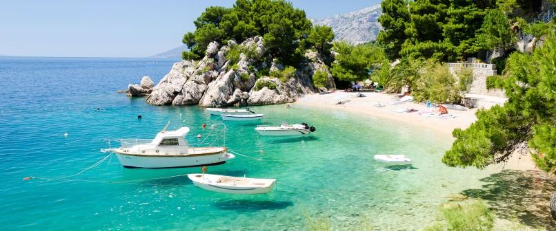 Isztriai tengerpart