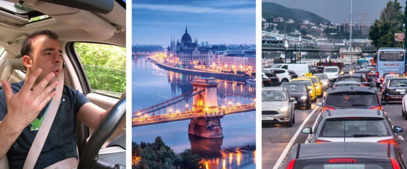 Autózás Budapesten 2.0